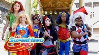 GANADORAS - Concurso DC Super Hero Girls