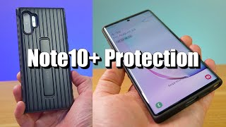 The Best Way to Protect the Samsung Galaxy Note10+