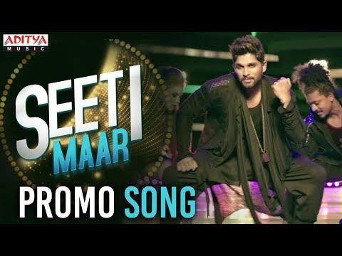Xxx Mp4 Seeti Maar Promo Song DJ Video Songs Allu Arjun Pooja Hegde DSP 3gp Sex