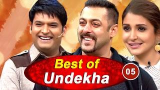 Best of Undekha 2016 | Part 05 | The Kapil Sharma Show | Bollywood Celebrity Interviews | Sony LIV