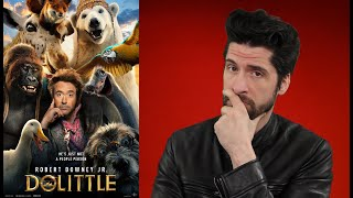 Dolittle - Movie Review