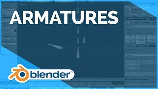 Armature Objects - Blender Fundamentals
