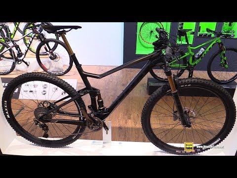 2017 Scott Spark 900 Premium Mountain Bike - Walkaround - 2016 Eurobike