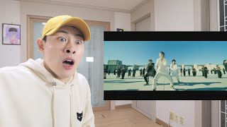 We live in the age of BTS!  BTS - ON MV reaction!
