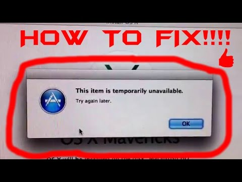 HOW TO FIX This Item Is Temporarily Unavailable!!!READ DESCRIPTION