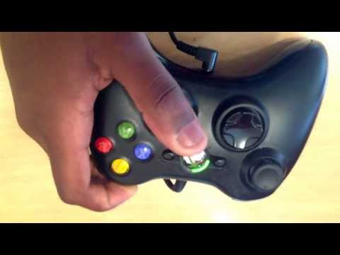 How to hold the XBOX controller properly! (Claw grip)