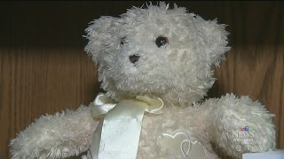Manitoba woman reunited with lost teddy bear that holds urn