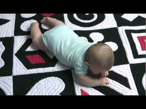 Baby Quilt Mat, by HuggaMind