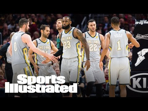Where Does The Panic Meter Sit For The Warriors And Cavs? | SI NOW | Sports Illustrated
