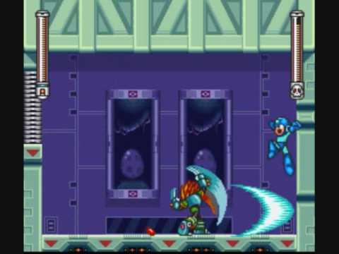 Mega Man 7 - Slash Man Perfect Run