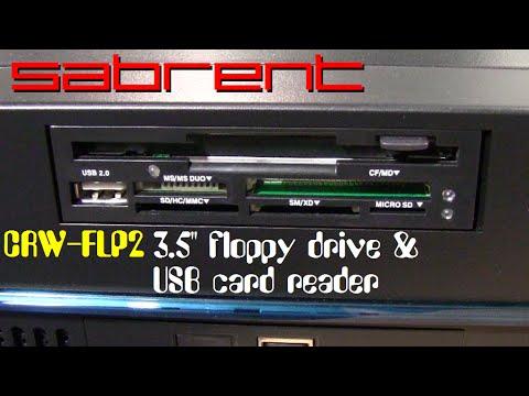 Xxx Mp4 Sabrent CRW FLP2 3½ Quot Floppy Drive Amp USB Card Reader 3gp Sex