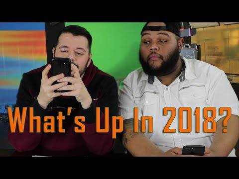 We are still here! 2018 Is going to be awesome!
