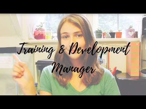 TRAINING AND DEVELOPMENT MANAGER SAMPLE RESUME | CV Format | Resume Writing Tips | Responsibilities