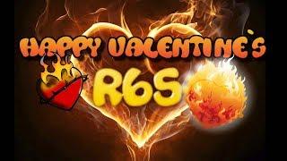 HAPPY VALENTINE`S DAY | RAINBOW SIX SIEGE