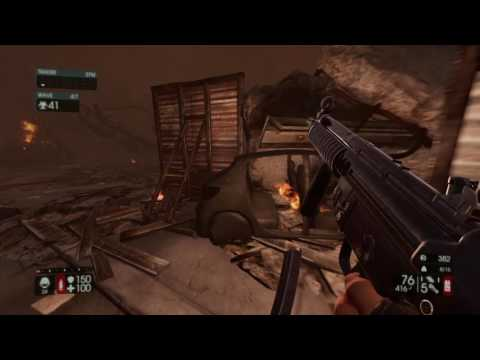 Killing Floor 2: Nuked (NEW MAP!) Suicidal (SWAT) PS4