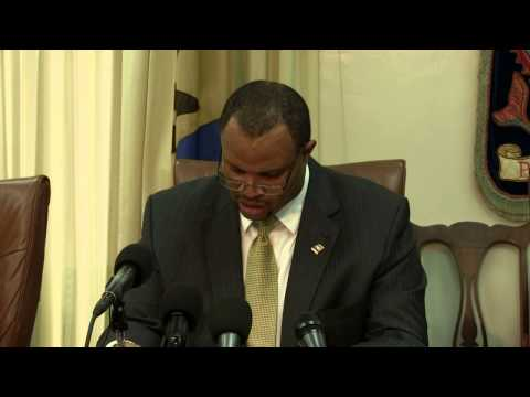 National Media Conference on the Barbados Economy - October 27, 2014