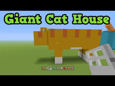 Minecraft - Ocelot House Build Guide