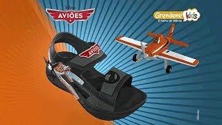 Comercial - Disney Aviões Dusty Grendene Kids