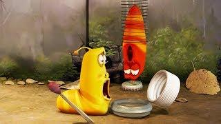 LARVA - TOILET TROUBLE | Cartoon Movie | Cartoons For Children | Larva Cartoon | LARVA Official