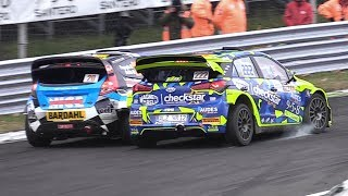 Monza Rally Show 2017: Saturday - Mistakes, Great Overtakes & Pure Sounds!