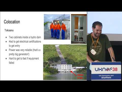 UKNOF38 - Building a nationwide carrier for under $1M