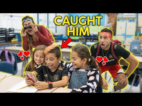 Xxx Mp4 SPYING On Our SON During SCHOOL You WON 39 T BELIEVE It The Royalty Family 3gp Sex