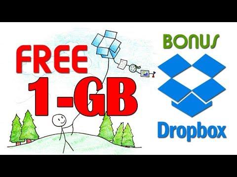 Cara Mendapatkan FREE 1 GB Bonus dari DROPBOX (2018)