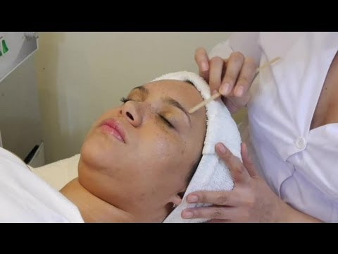 Waxing Your Face for Flawless Makeup : Facials & Skin Care