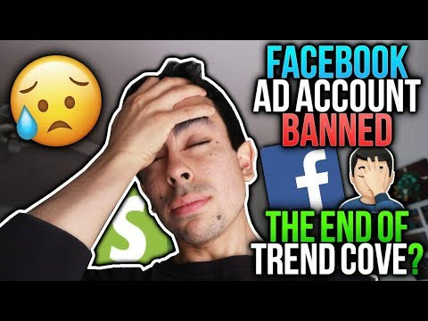 MY FACEBOOK AD ACCOUNT GOT BANNED (WHAT HAPPENED AND HOW YOU CAN AVOID THIS) - SHOPIFY DROPSHIPPING