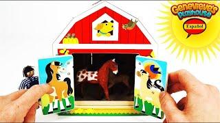 Aprenda com os Animais! Vídeo Educativo para Crianças e Bebês!