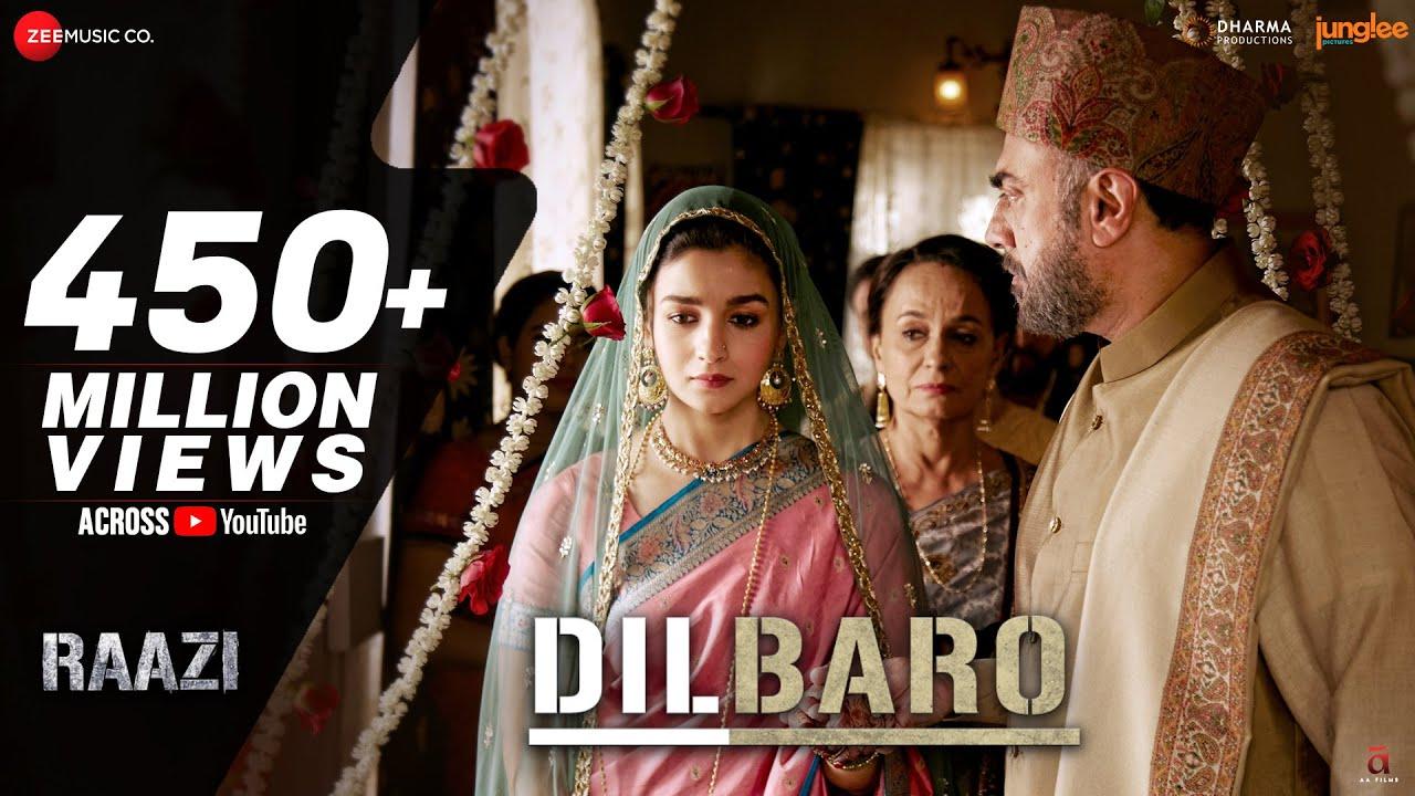 Dilbaro - Full | Raazi | Alia Bhatt | Harshdeep Kaur, Vibha Saraf & Shankar Mahadevan