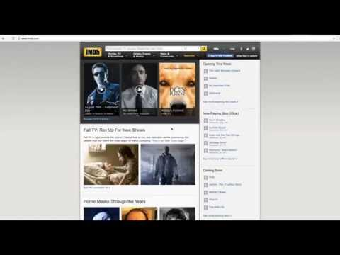 How to import a movie details from IMDB using Moview WordPress theme