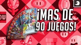 ᐅ Descargar Mp3 De Mi Coleccion De Juegos De Nintendo Switch En