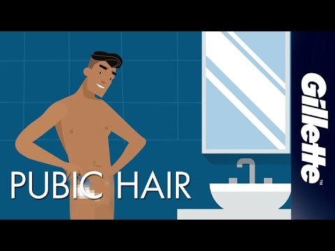 How to Shave Pubic Hair | Manscaping Tips with Gillette STYLER & BODY Razor