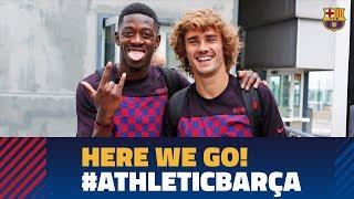 Trip to Bilbao ahead of LaLiga debut against Athletic Club