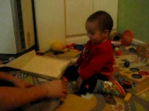 My Boys--Michael the Destructive Baby