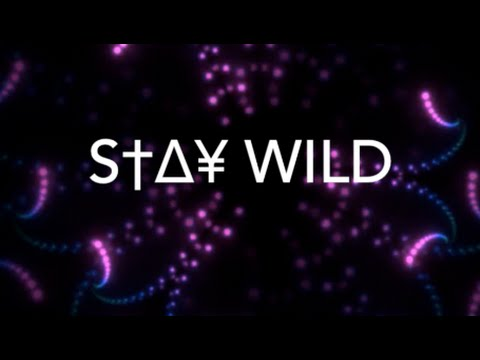 STAY WILD // Original Song with iTunes visualizer // Free Download!