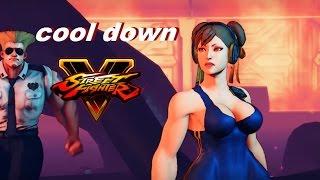 Juri Legacy Lose Hair & Barefoot - Street Fighter V - Mod