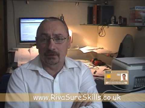 How To Get A CSCS Supervisors Card without an NVQ - 1 of 2