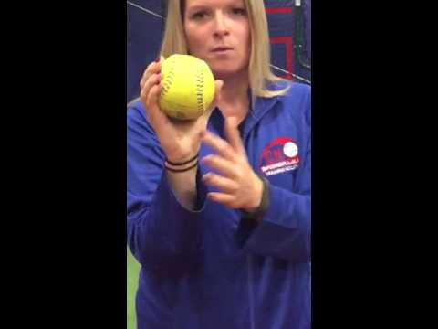 How to Throw a Change Up (Softball) - CK's Tip of the Week