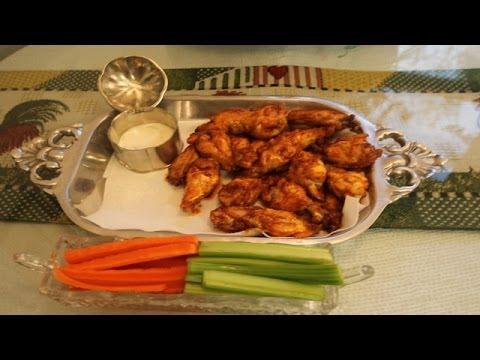Best Buffalo  Chicken Wings Recipe