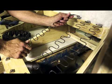 Arhaus | Upholstery | See How Leather Furniture is Made