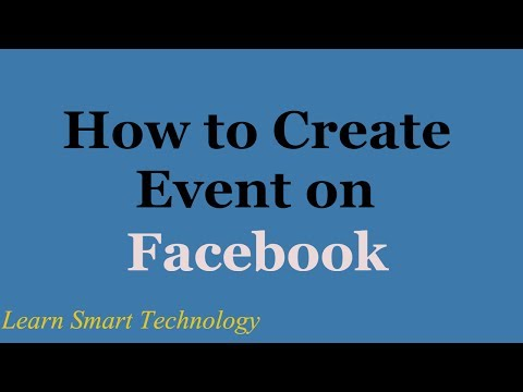 How to Create Event on Facebook | How to Make Facebook Event And Invite Friends