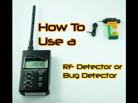 How to Find Listening Devices