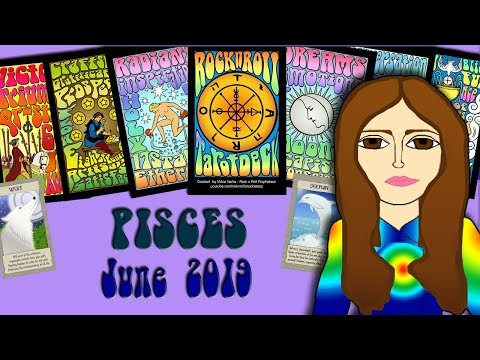 PISCES Horoscope - Scorpio Full Moon - 13th to 19th May 2019