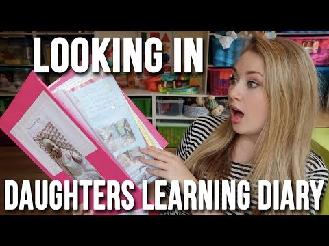 WHATS IN A LEARNING DIARY - DAYCARE LEARNING JOURNAL - EYFS TRACKING - A CHILDMINDING MUMMY