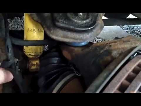 1997 Chevy Blazer front caliper replacement part 2