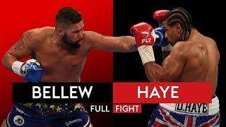 FULL FIGHT: Tony Bellew vs David Haye 2 | The Rematch