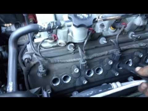 2006 Charger srt8 spark plug change