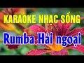 Karaoke Liên Khúc Trữ Tình - Bolero Hay Nhất 2018 | Nhạc Sống karaoke Hòa Tấu | Trọng Hiếu